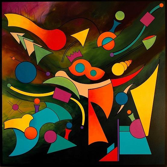 """Exposition à Saint-Emilion (33) galerie d'art """"Diagonale-Gallery"""""""
