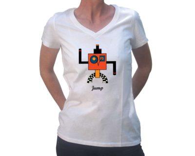 Tshirt Jump femme