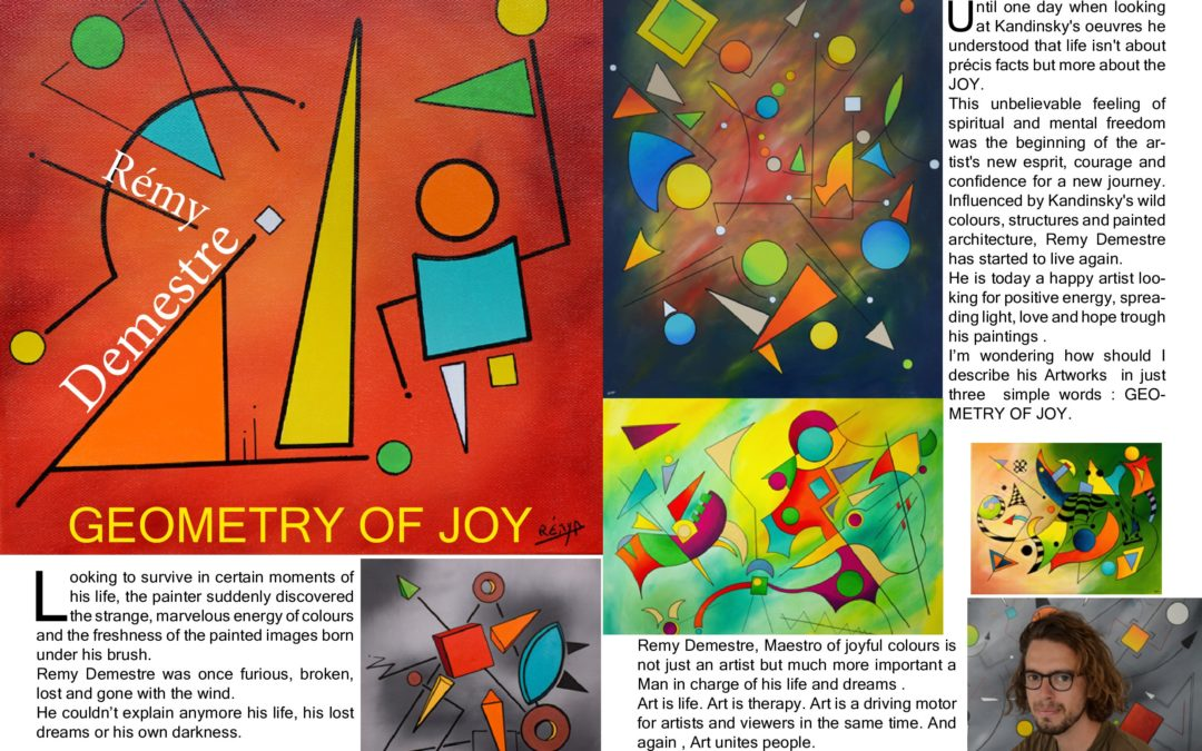 Geometry of joy